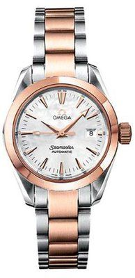 Omega Seamaster Aqua Terra Automatic Womens Watch 2373.70.00