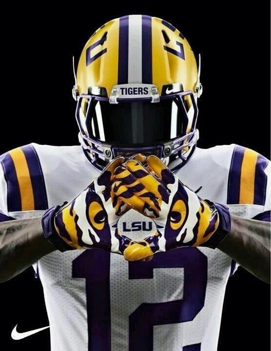 LSU- I ♥ this picture!