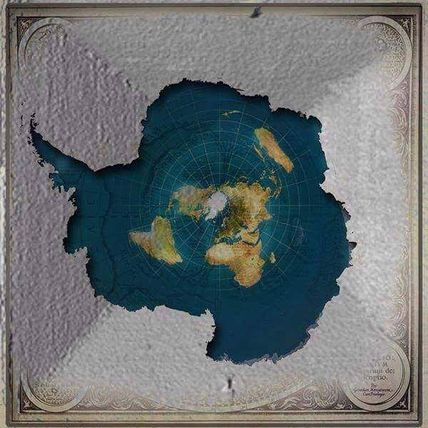 307 best flat earth images on pinterest flat earth conspiracy flat earth you dont fall off the edge no water is running off the sides there is said to be an ice ring and the sun and moon circle over us educate gumiabroncs Images