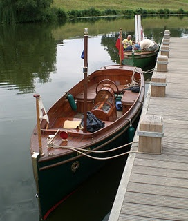 antique steam launch | Cool Nautical | Boat, Wooden boat ...