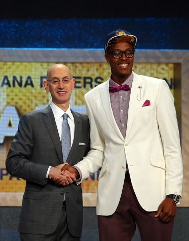 Pacers Select Myles Turner