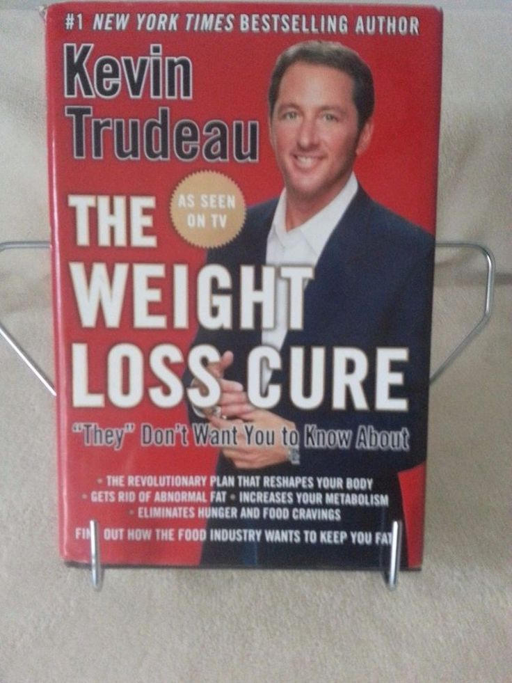 kevin trudeau the weight loss cure