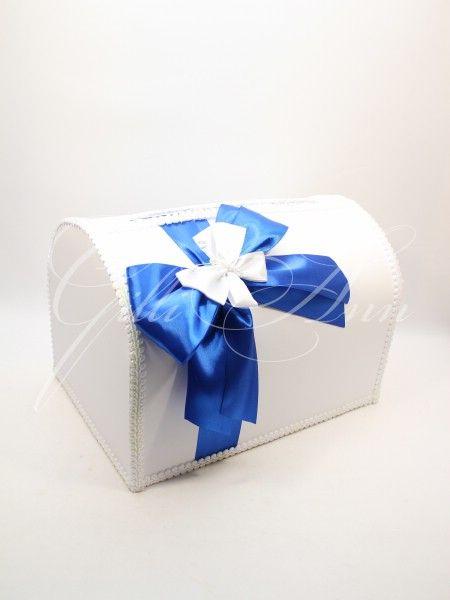 Свадебная казна для денег Gilliann Butterfly in Blue BOX052, http://www.wedstyle.su/katalog/anniversaries/wedding-box-money, #wedstyle, #свадебныеаксессуары, #сундучокдляденег, #свадебныйсундучок, #weddingbox