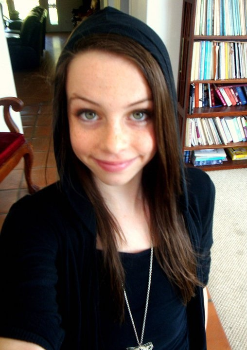 Dani Cimorelli, I love her green eyes!