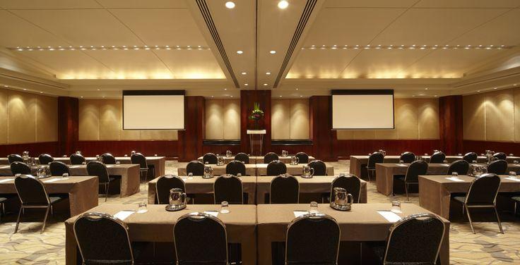 Fairmont Boardroom Setting- Park Hyatt Melbourne