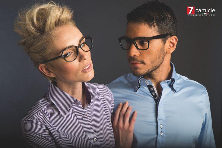 Woman & Man 7 Camicie Italian Brand.
