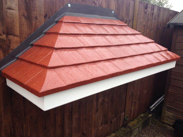 terra cotta roof doorcanopycouk salesdoorcanopycouk - Terra Cotta Tile Canopy 2015