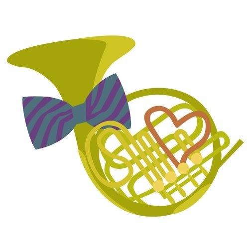 Love the French horn