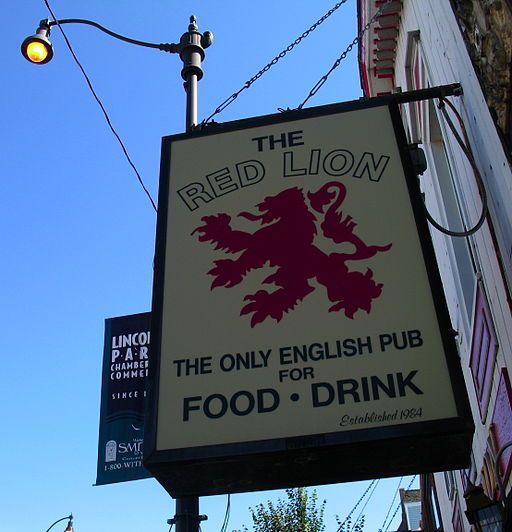 A Halloween ghost story: Remembering a ghost of the Red Lion Pub