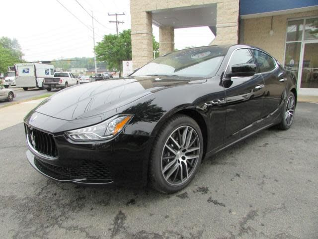 New 2016 Maserati Ghibli S Q4 for sale at Maserati and FIAT of Arlington in Arlington, VA for $54,995. View now on Cars.com.