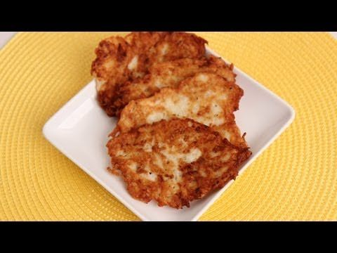 Hash Browns Recipe - Laura in the Kitchen - Internet Cooking Show Starring Laura Vitale
