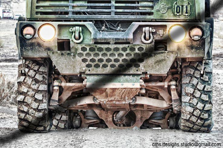 Stewart Stevenson M1078 Lmtv Parts