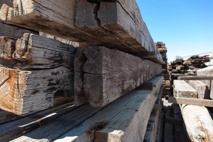 Adelaide New & Used Railway Sleepers For Sale, South Australia