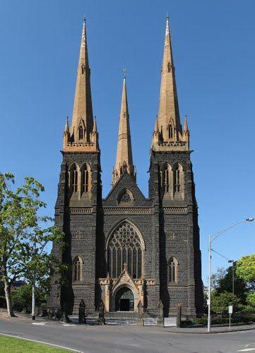 St. Patricks Cathedral, Melbourne - Australia