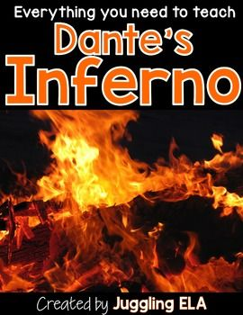 an analysis of the structure of the inferno by dante Fire and ice was inspired by a passage in canto 32 of dante's inferno fire and ice by robert frost: summary and analysis speaking of the structure of the.