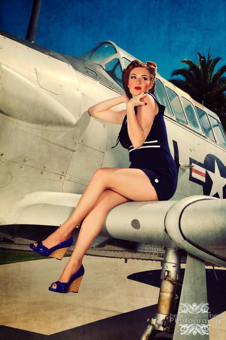 Pin Up, classy past! Fashion/Fantasy | laurenmichellecphoto