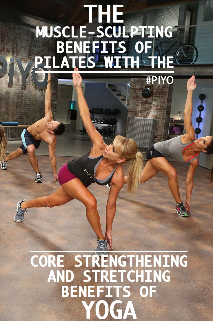 First time doing CORE tonight. Loved it. Buns tomorrow!!!  The muscle-sculpting benefits of Pilates with the core strengthening and stretching benefits of Yoga.