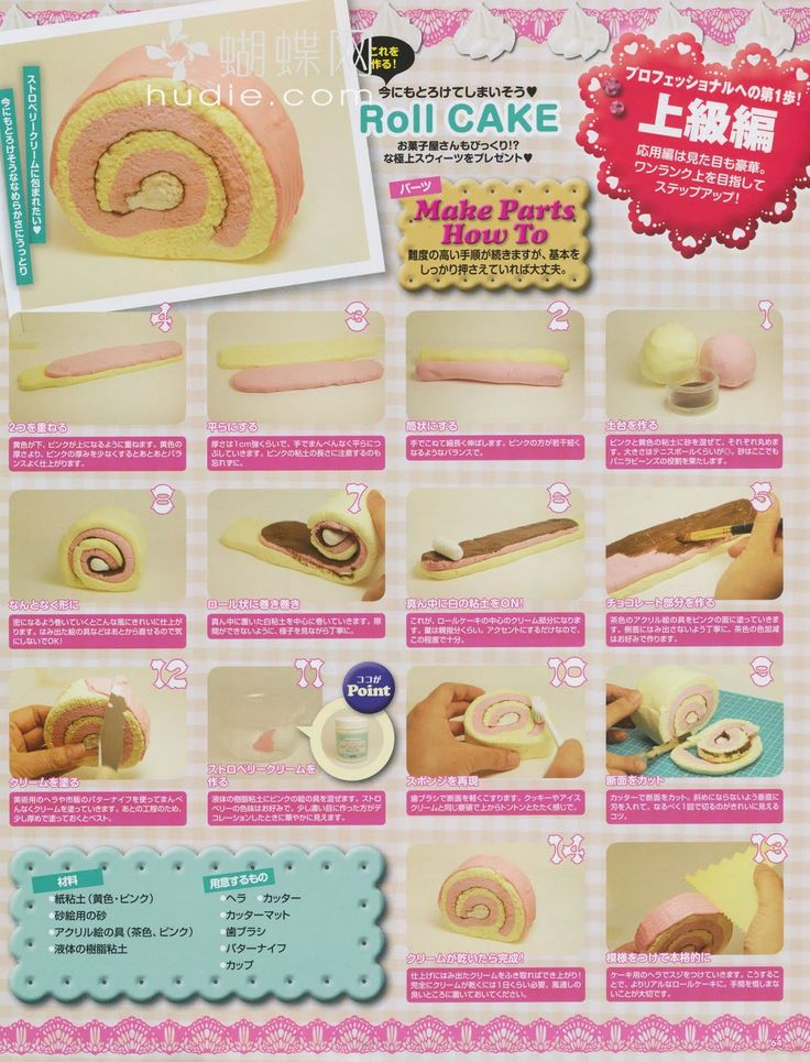 Here are a few scan pages from Love Deco magazine . I thought this sweet deco tutorial was really cute and could be very helpful for beginne...