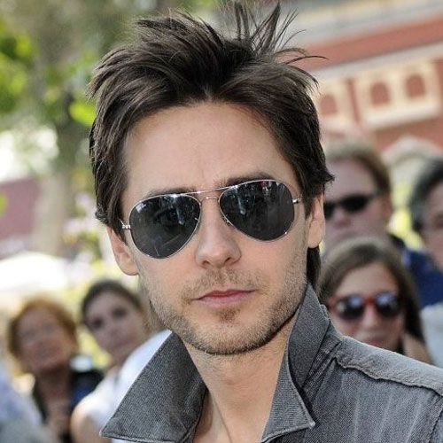 Jared Leto Short Hair