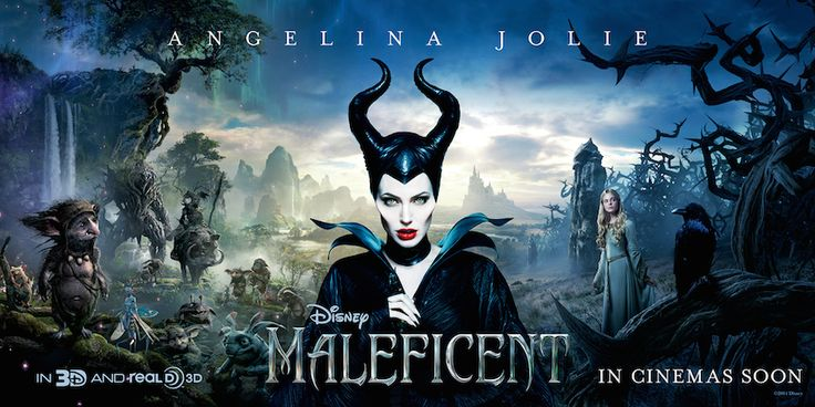 Walt Disney Studios has just released new Maleficent artwork featuring Princess Aurora, plus a closer look at the world of the film.