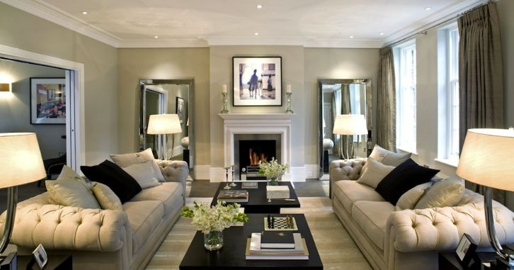 17 Best Images About Beautiful Spaces Living Space On Pinterest Window Treatments Luxury