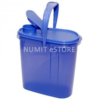 Tupperware BPA FREE Beverage Buddy ECO BLUE 2L