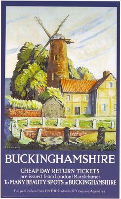 1930's LNER Buckinghamshire (http://shop.actionposters.co.uk/ )