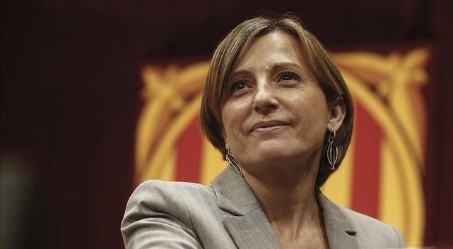 La razón oculta de Forcadell para no tramitar aún la ley del referéndum en Cataluña
