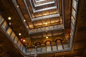 Built in 1880, 5 Beekman Street in lower Manhattan stood as an office building for much of its existence. The historic building became a landmark in 1998 and recently opened as the Beekman Hotel – featuring a beautiful atrium