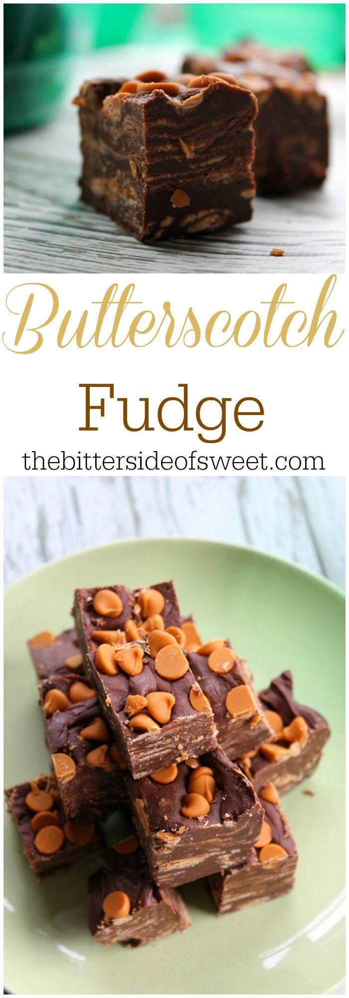 butterscotch fudge sharetheholiday ad butterscotch fudge bitter side ...