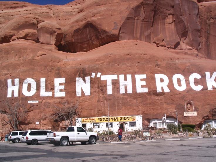 Utah: My Dad, The Rock