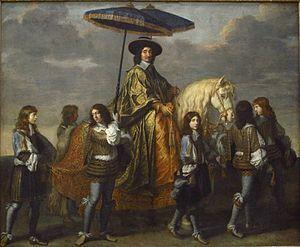 Людовик XIV — Википедия