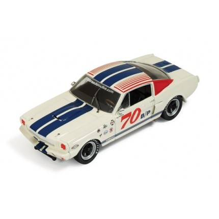 IXO 1:43 Shelby GT350 1966 (#70 VSCCA Racing Car) - £19.99