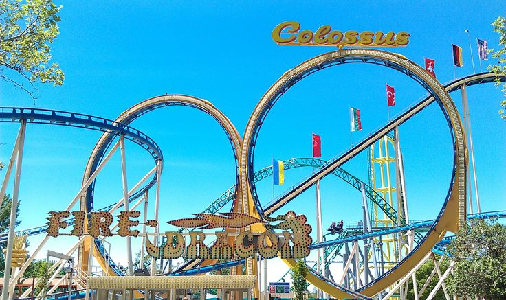 My favorite ride at Lagoon!Its fun!I'm going to ride it today,June14 2014