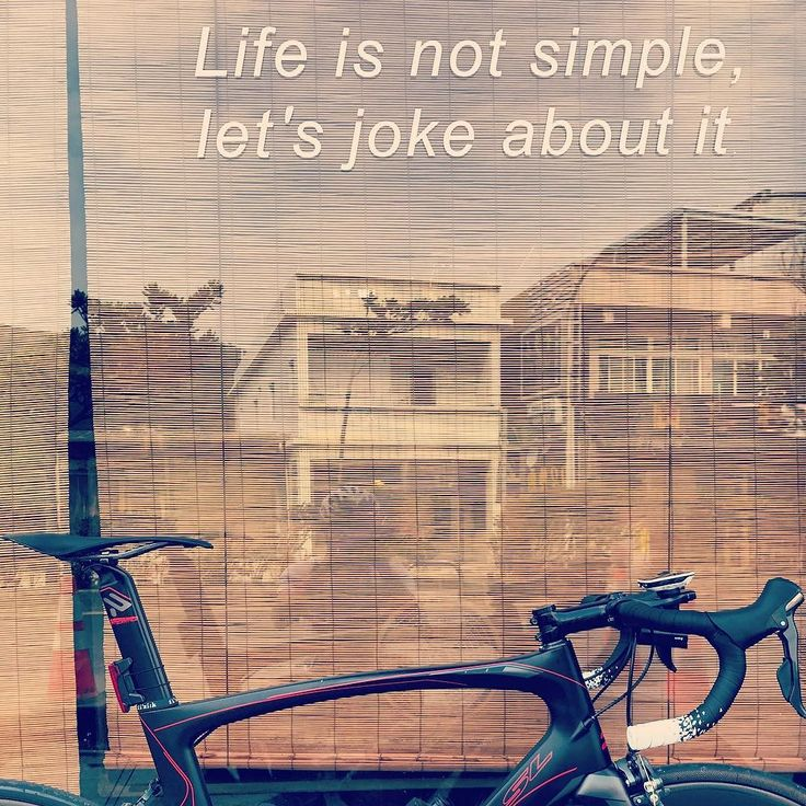 I saw a good words on the glass...That's so true... . . #guee  #aero_x  #g_mount #sol300e  #bartape  #sldual  #cyclinglife  #cyclingphotos  #simplysmart #cycling #outdoors #biking #bike #cycle #bicycle #instagram #fun