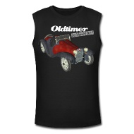 T-Shirts ~ Männer Muskelshirt ~ Oldtimer on Tour