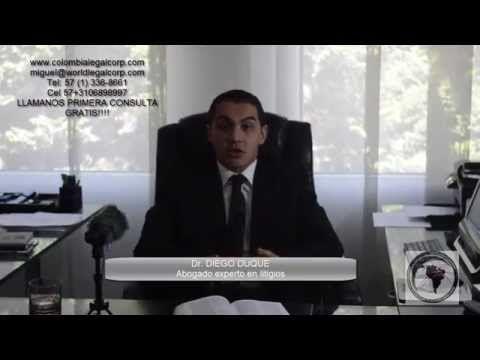 Posibilidad de obtener libertad en procesos penales colombianos - World Legal Corporation - YouTube