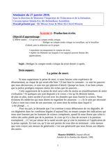 Dissertations gratuites sur Carredeco Compte Rendu
