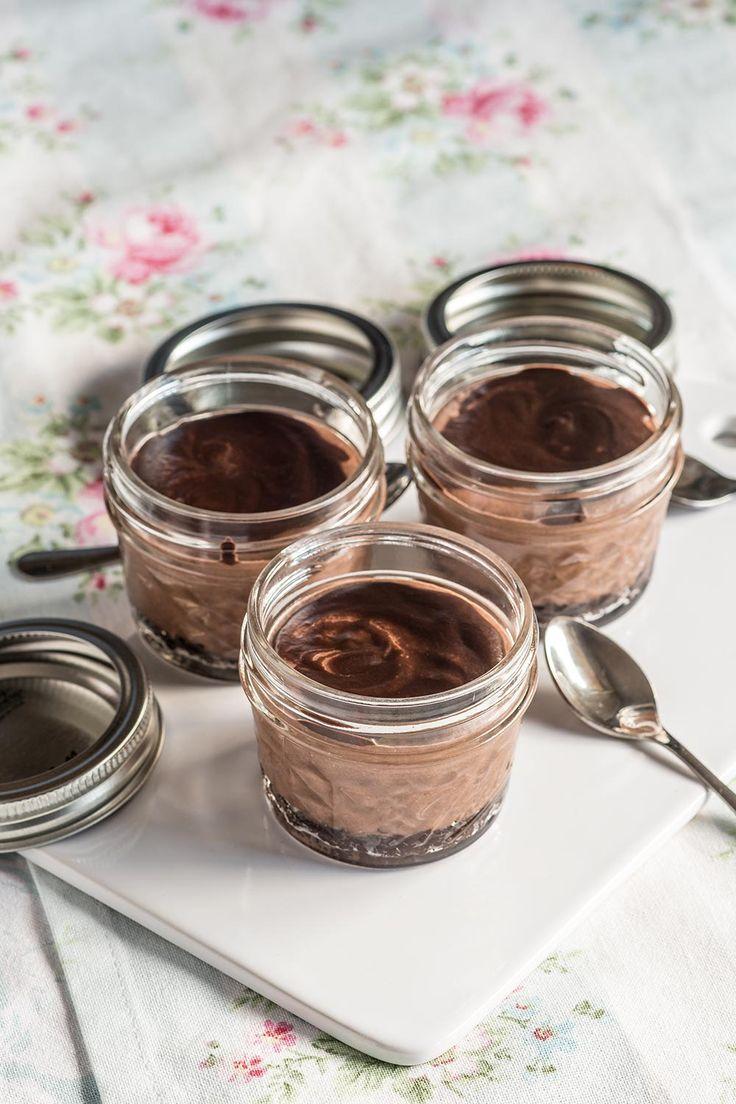 receta cheesecakes veganos chocolate