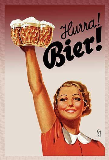 Harra! Bier! by Gericault – Art Print