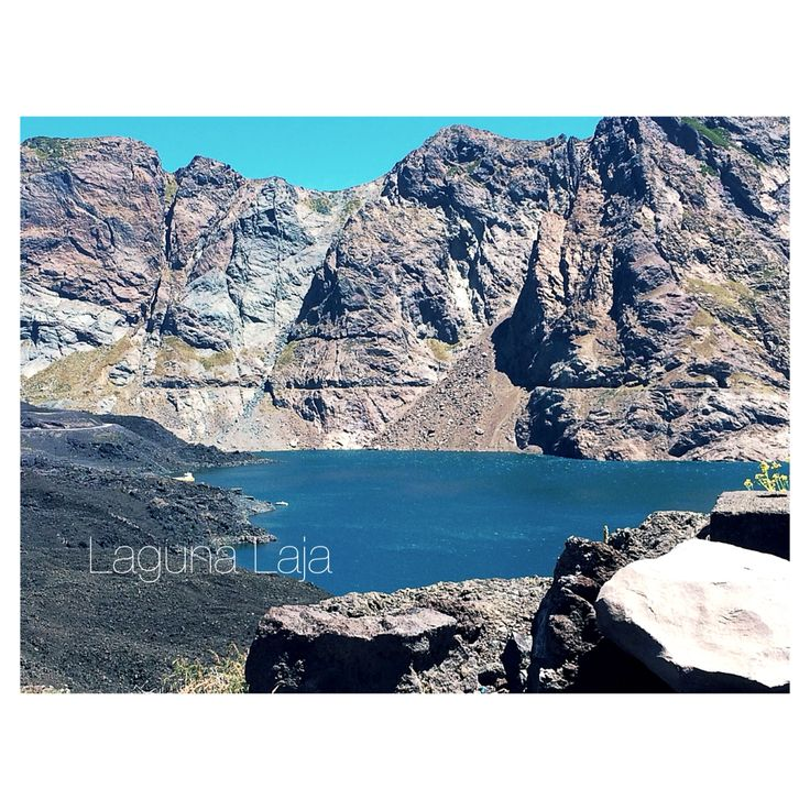 Laguna Laja, Antuco VIII Región, Chile
