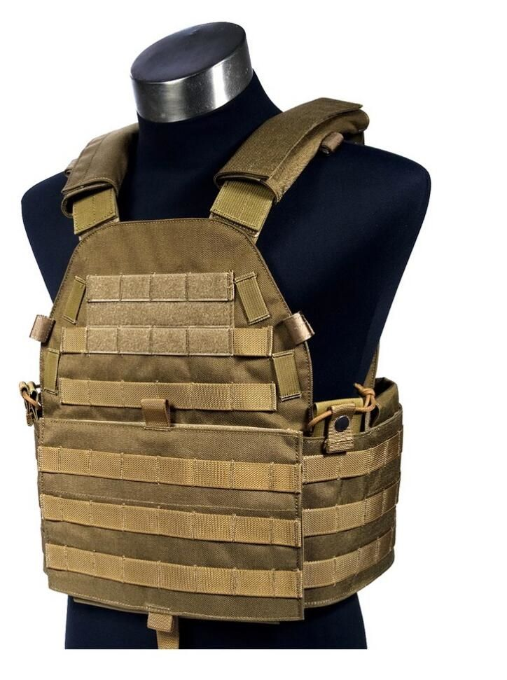 196.19$  Buy now - http://alipbg.worldwells.pw/go.php?t=32720212679 -  In stock FLYYE genuine MOLLE   LT 6094  The new version body vest  Military Tactical Vest  VT-M025 196.19$