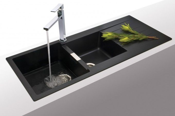 Exciting Waterstone Faucet With Franke Sinks For Modern Kitchen Design