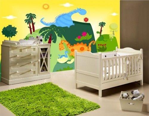 fotos de decoracion cuartos decorados cuartos de niños  decoracion de casas dormitorios