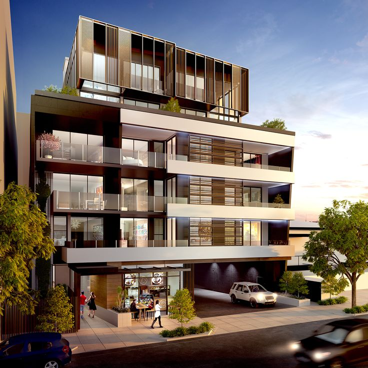 Southbank Apartments on Behance