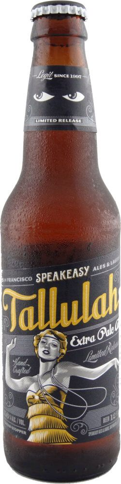Speakeasy Tallulah IPA - Speakeasy Ales And Lagers