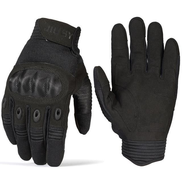 Tactical Military Gloves Full Finger Army Police Hunting Shooting BB Paintball