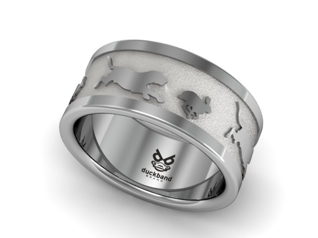 17 best images about duck band rings on