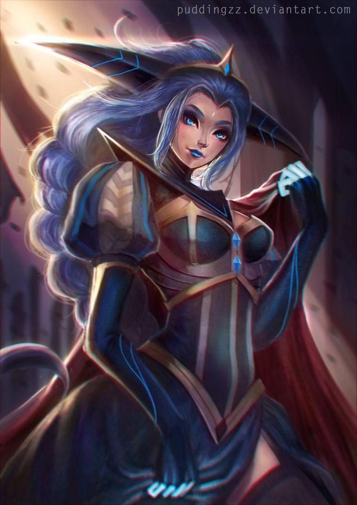 Queen Lissandra