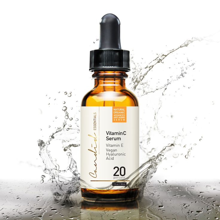 This stuff is Amazing for clear skin!  Vitamin C is said to be like a facelift in a bottle.  (http://www.candidessentials.com/vitamin-c-serum-20/)